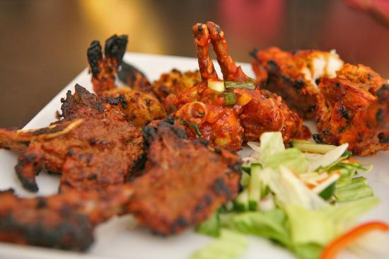 Mutton Barrah Kebab