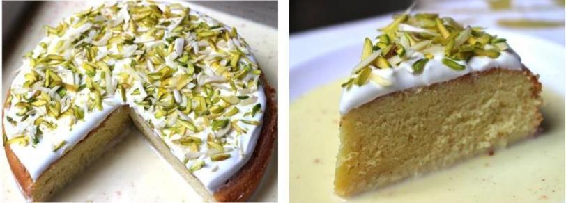 The Mithai Cake